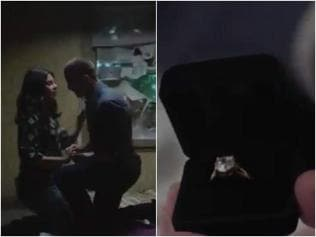 Quantico season 2 teaser:  Ryan pops the big question with a big ring