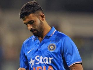 Barinder Sran's brush with injuries tests his mettle ahead of New Zealand series