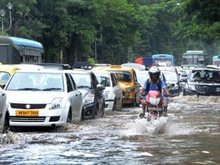Why Kolkata sank in just three hours of rain on Monday