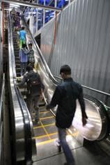 Suburban stations on CR could get another 57 escalators