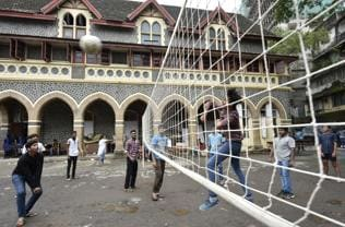 Mumbai colleges are updating their gymkhanas to appeal to students