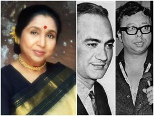 OP Nayyar and RD Burman: The magicians in Asha Bhosle's life