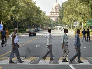 More zebra crossings in Delhi to go the 3D way