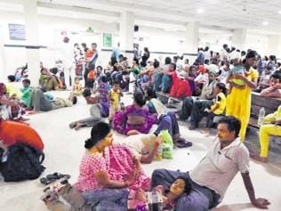 Gurgaon sees spurt in mosquito-borne infections