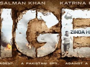 Bhai's Eid gift for fans: See Salman Khan in first Tiger Zinda Hai poster