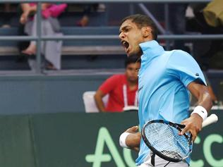 Ramanathan goes down fighting as Spain take 1-0 lead in Davis Cup tie