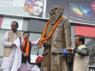 On Modi's birthday, BJP woos Dalits in poll-bound Uttarakhand