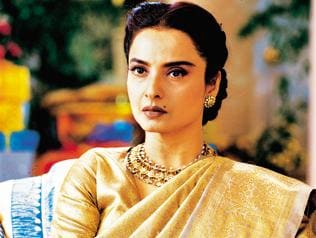 The mystery that is Rekha
