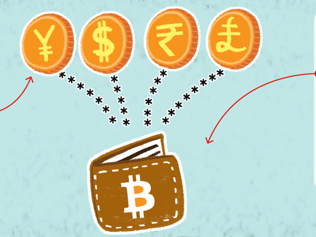 Abit of change: Indians using bitcoin to trade, shop, even pay for pizza