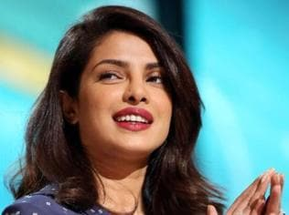 Priyanka Chopra is busy practising for Emmy Awards. Because priorities.