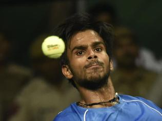 Davis Cup: Nagal goes down fighting, Ferrer wins as Spain beat India 5-0