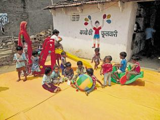 Phulwaris in southern Rajasthan helping tribals fight malnutrition