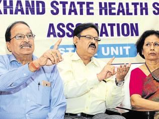 Jharkhand doctors call three-day strike for Medical Protection Act