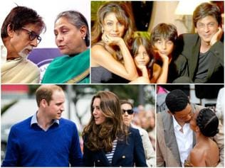 Unlike Brangelina, these 10 celebrity couples prove that love exists