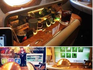Watch: This is what it's like to fly first class at $21,000 a seat