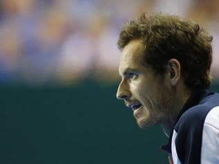 I'm not sold on it: Murray opposes neutral venues for Davis Cup final