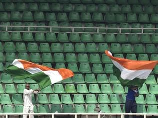 India vs New Zealand: Mosquitoes, filth keep fans away from Green Park