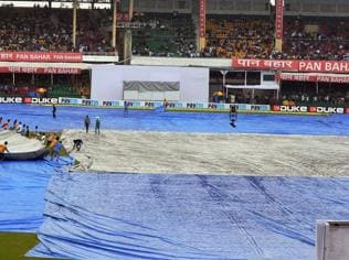 India vs New Zealand: Rain threatens to disrupt keenly-poised Test