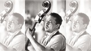 Charles Mingus's creativity as a jazz musician atones for all his mood swings