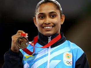 Dipa hopes more children are encouraged to take up gymnastics
