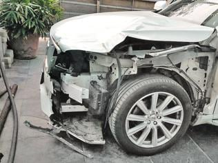 Car part helps Delhi cops trace owner in hit-and-run case