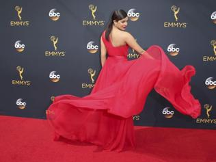Breaking the myth: Why red on the red carpet is not a faux pas anymore