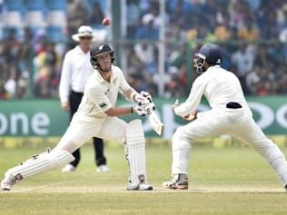 In India's win, Ronchi-Santner resistance brings Test cricket alive