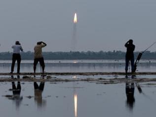 India achieves space milestone, launches eight satellites into two orbits