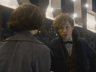 Fantastic Beasts and Where to Find Them full length trailer has all the magic