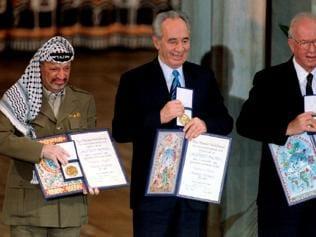 Shimon Peres: The Israeli hawk who turned Nobel peace laureate