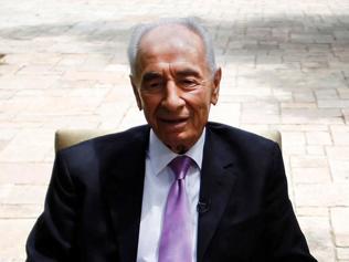 Former Israel president, Nobel laureate Shimon Peres dies at 93