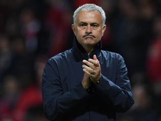 We have this kind of poisoned gift: Mourinho `on United's October schedule