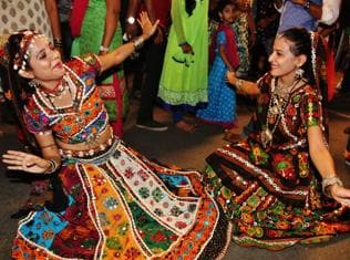 Delhiites, now you know how to jazz up your Navratra celebrations