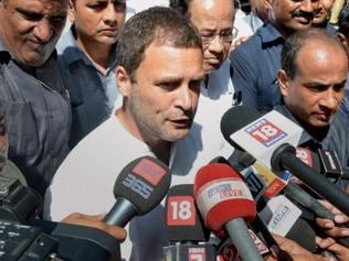 Modi has my support, he acted like PM for 1st time: Rahul on 'surgical strikes'