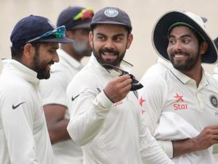 India bare their pace fangs as New Zealand crumble on Day 2