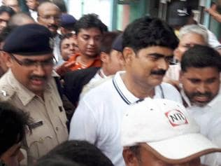 'Will teach him a lesson': Shahabuddin back in jail with warning for Nitish