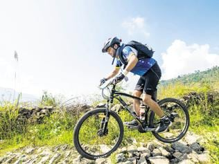 Mountain Terrain Bikes