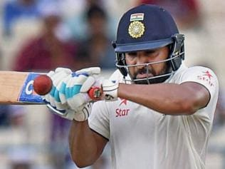 As Eden track gets nasty, Virat Kohli and Rohit Sharma show India the way