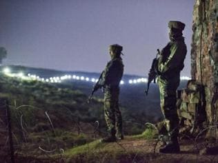 A soldier's life at LoC: Little sleep, no leave and dreams on hold