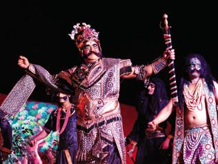 Lucknow: The villain in this year's Ramlila is dengue