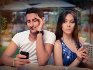 Are you cheating and doubting your partner?
