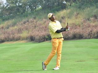 For Anil Bajrang Mane, golf a means of overcoming grief
