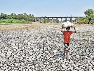 Marathwada drought man-made, not caused by climate change: Study
