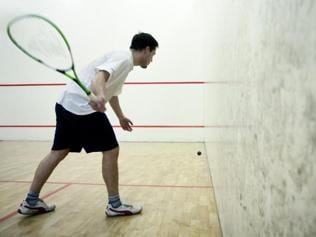 Row in inter-varsity squash tournament after last-minute rule changes