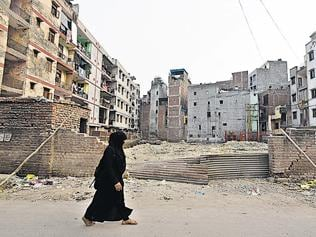Centre willing, redevelopment can ease Delhi's housing woes