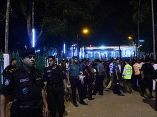 Four leaders of Bangladesh terror outfit have fled to India
