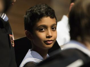 Make way for the first 11-year-old Indian, to be part of the Vienna Boys' Choir