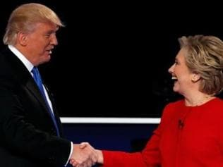 Play the US Presidential Debate Tambola