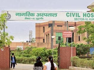 Gurgaon civil hospital to set up Swine Flu ward