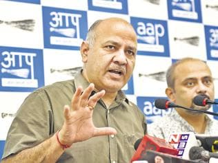 L-G approval pending, Sisodia seeks Mohalla Sabha road map by Monday